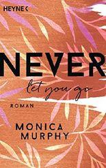 Never Let You Go: Roman (Never-Serie 2)