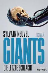 Giants - Die letzte Schlacht: Roman (Giants-Reihe 3)