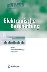 Elektronische Beschaffung