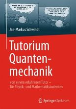 Tutorium Quantenmechanik
