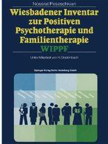 Wiesbadener Inventar zur Positiven Psychotherapie und Familientherapie WIPPF