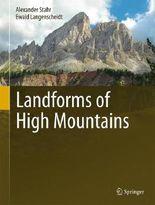 Landforms of High Mountains