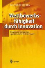 Wettbewerbsfahigkeit Durch Innovation