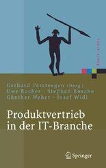 Produktvertrieb in Der IT-Branche