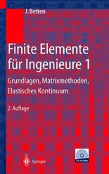 Finite Elemente für Ingenieure 1