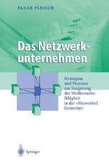 Das Netzwerkunternehmen