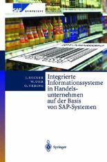 Integrierte Informationssysteme in Handelsunternehmen auf der Basis von SAP-Systemen