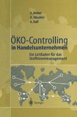 Öko-Controlling in Handelsunternehmen