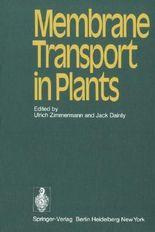 Membrane Transport in Plants