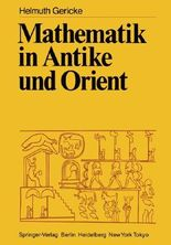 Mathematik in Antike Und Orient