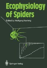 Ecophysiology of Spiders