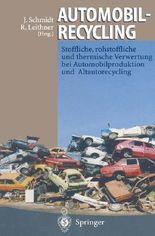 Automobilrecycling