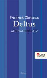 Adenauerplatz: Werkausgabe in Einzelbänden