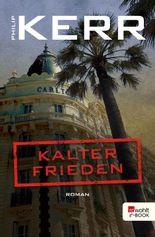 Kalter Frieden (Bernie Gunther ermittelt 11)