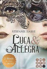 Alle Bände in einer E-Box! (Luca & Allegra )