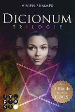 Dicionum: Alle drei Bände der magischen Trilogie in einer E-Box!