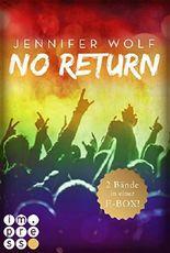 No Return: Die ersten beiden Bände der Bandboys-Romance-Dilogie in einer E-Box!