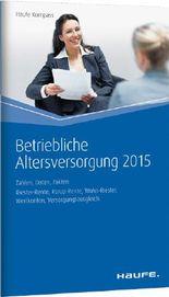 Betriebliche Altersversorgung 2014