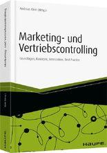Marketing- und Vertriebscontrolling - inkl. eBook