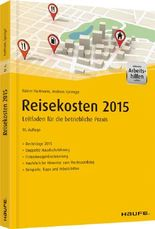 Reisekosten 2015 - inkl. Arbeitshilfen online