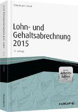 Lohn- und Gehaltsabrechnung 2015