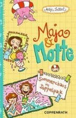 Maja & Motte - Sommerchaos im Doppelpack