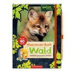 Nature Zoom Abenteuer-Buch Wald