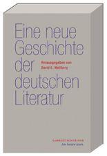 Eine neue Geschichte der deutschen Literatur