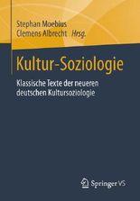 Klassische Texte der neueren Kultursoziologie