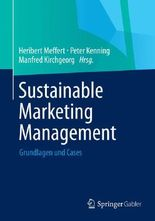 Sustainable Marketing Management