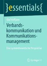 Verbandskommunikation und Kommunikationsmanagement