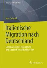 Italienische Migration nach Deutschland, 1