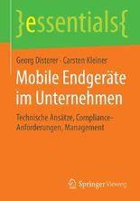 Mobile Endgeräte im Unternehmen