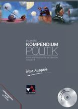 Buchners Kompendium Politik, Neue Ausgabe B m. CD-ROM