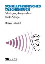 Schalltechnisches Taschenbuch