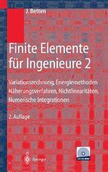 Finite Elemente für Ingenieure 2