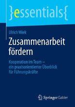 Zusammenarbeit fördern: Kooperation im Team – ein praxisorientierter Überblick für Führungskräfte (essentials)