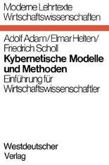 Kybernetische Modelle und Methoden
