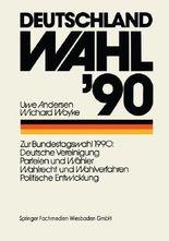 Deutschland Wahl'90