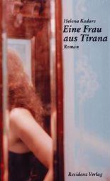 Eine Frau aus Tirana