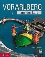Vorarlberg aus der Luft