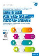 Betriebswirtschaft / BW und Management HTL II neuer LP mit SbX-CD