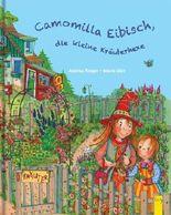 Camomilla Eibisch, die kleine Kräuterhexe