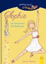 LESEZUG/ Profi: Sophie - Das Vermächtnis der Ballerina