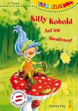 LESEZUG/2. Klasse: Kitty Kobold - Auf ins Abenteuer!