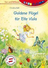 LESEZUG/Vor- und Mitlesen: Goldene Flügel für Elfe Viola
