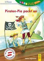 LESEZUG/3. Klasse: Piraten-Pia packt an