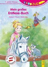 LESEZUG/1.-2. Klasse: Mein großes Erstlese-Buch - Katzen, Hexen, Ballerinas