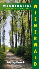 Wienerwald, Wanderatlas 1:40.000