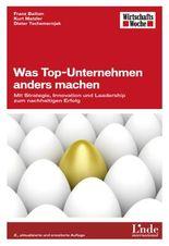 Was Top-Unternehmen anders machen. Enduring Success, deutsche Ausgabe